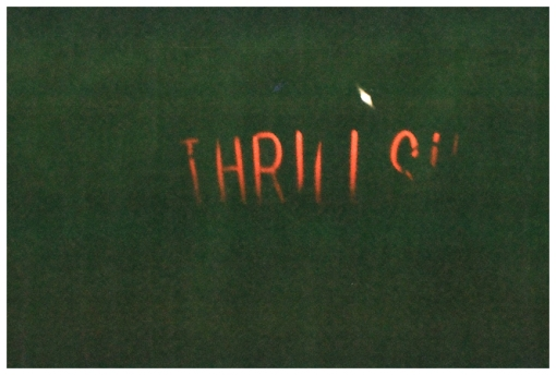 Thrills, Oct13