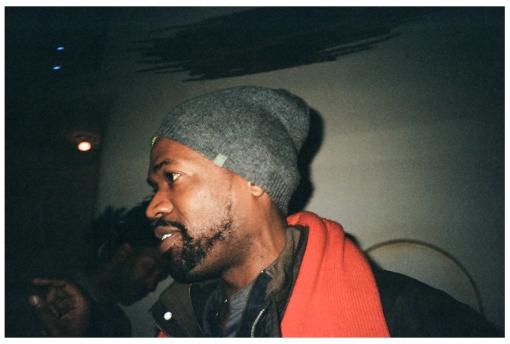 Duane,red hat @ dorris's, Dec13