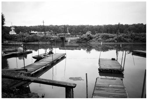 Fugary Boat Club, Docks, HudsonNY July12