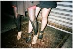 Legs, Chains, Cheeta, Tights, Williamsburg,Nov13