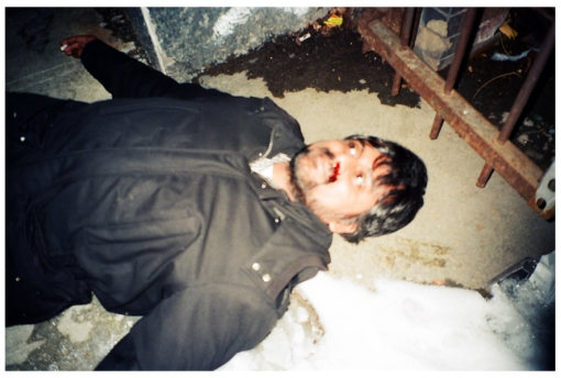 Man Down, Blood, Clinton Hill, Dec13