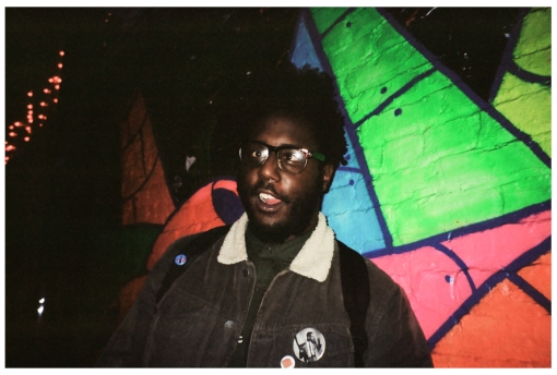Akeem @ Free Candy, Dec13