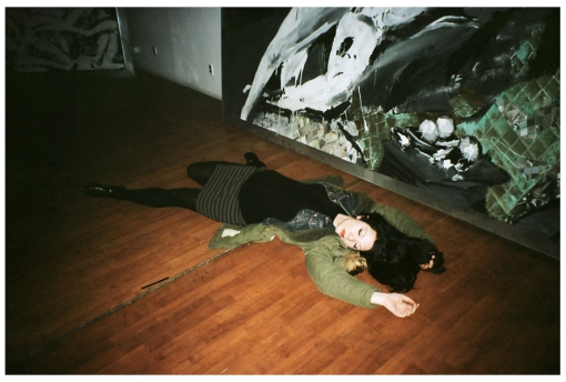 Carly, Play Dead @ Free Candy, Dec13