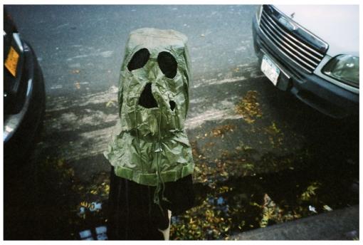 Death Mask, Clinton Hill, Nov13
