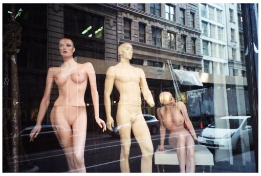 dismembered, Mannequins 3, Flatiron, Dec13