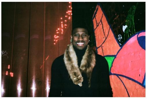Man in Mink fur @ Free Candy, Dec13