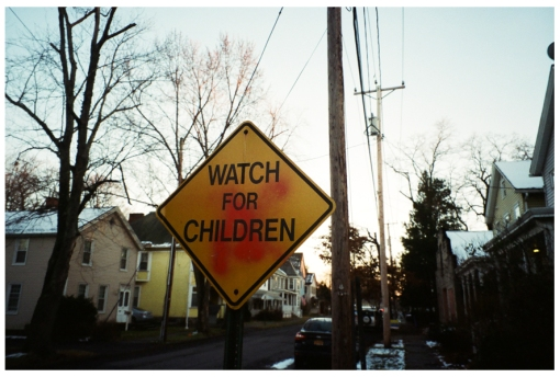 Watch for Children, Kingston, Dec13