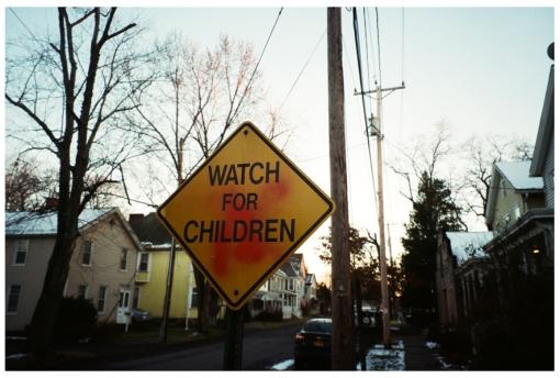 Watch for Children, Kingston, Dec13