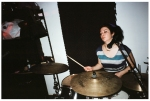 Carly Carbine, Drums, Wild Bore,Jan14