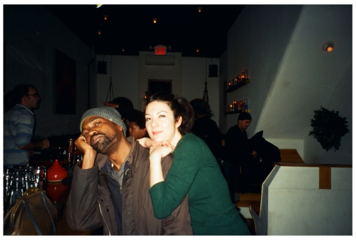 Duane, Carly @ Dorris, Brooklyn Dec13