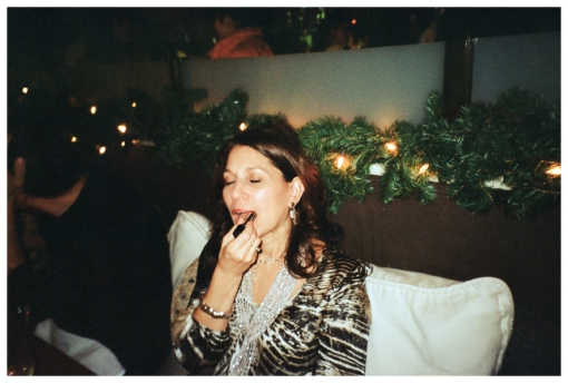 Eileen @ Barbounia, Dec12