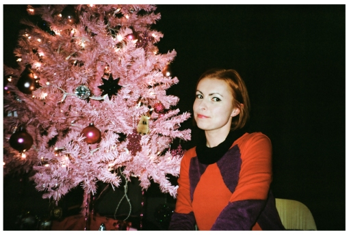 Kimber, Pink Tree, Ohio Dec13