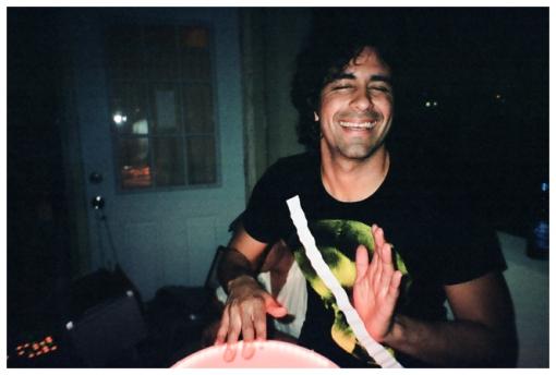 Ramiro, BBQ, Red drums, Aug13