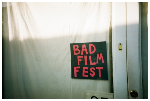 Bad Film Fest, Williamsburg, Apr14