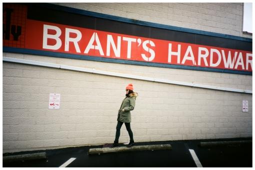 Carly Brants, Orange, Lebanon, Dec13