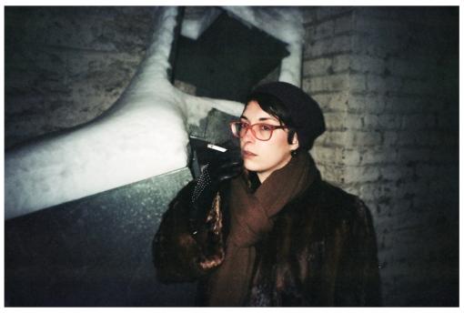 Dani 3, Polar Vortex, Jan14