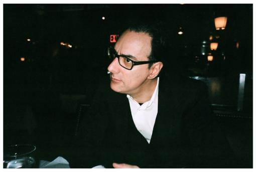 Howard, Listening, Diner Feb14