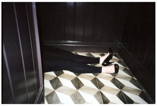 Legs, Heels, BOs, Hallway, Jan14