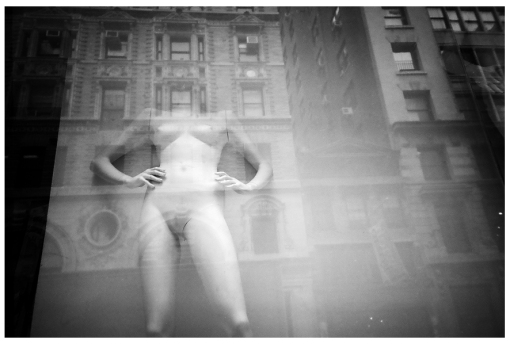 Mannequin Woman, Home, Chelsea, Mar14