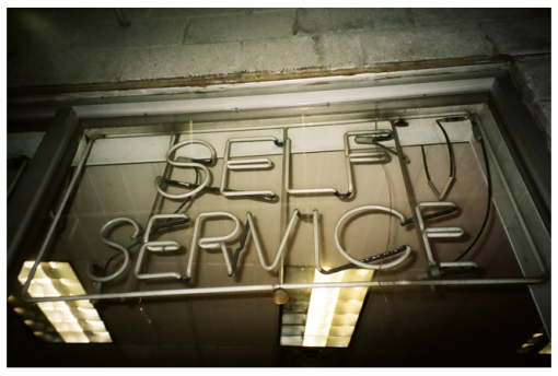 Self Service, Williamsburg, Apr14