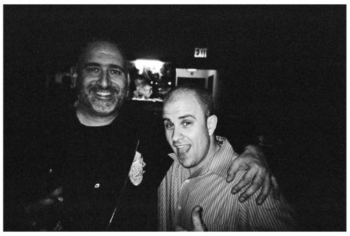 Strange Men in the NIght, Dive Bar, Dec13