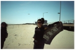 Carly Carbine, Wild Bore, Far Rockaway, Expired Film,Apr14
