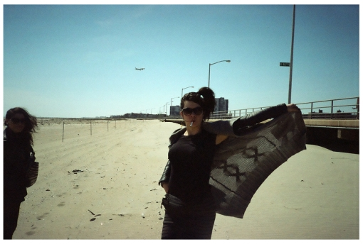 Carly Carbine, Wild Bore, Far Rockaway, Expired Film, Apr14
