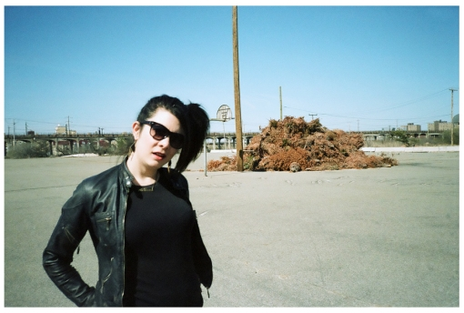Carly Carbine, WildBore, Far Rockaway, Expired Film, Apr14