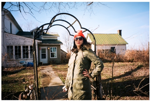 Carly, Farm House, Ohio Dec13