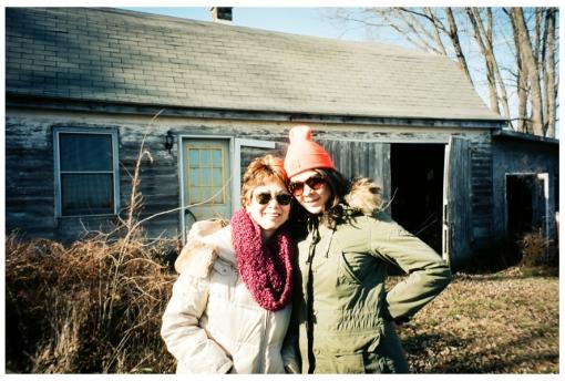 Carly, Mom 2, Farm House, Ohio Dec13