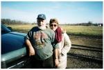 Dad, Mom, Farm House, Truck, OhioDec13