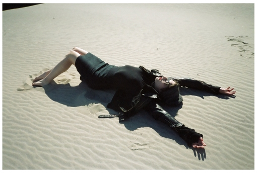 Dani Long Legs 5, Wild Bore, Far Rockaway, Expired Film, Apr14