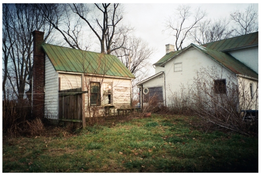 Farm House 3, Ohio, Dec13