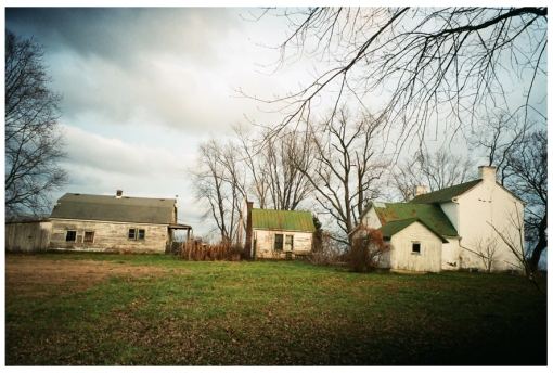 Farm House 4, Ohio, Dec13