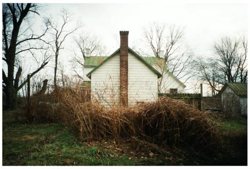 Farm House, Ohio, Dec13