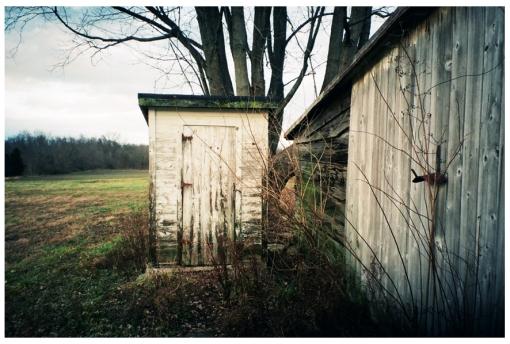 Out House, Ohio, Dec13