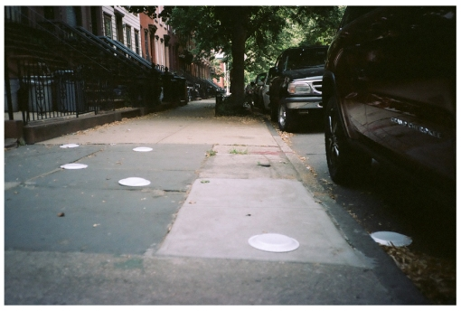 White Saucers, Clinton Hill, May14