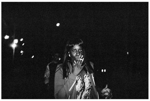 Moe, Badass, Smoking, Clinton Hill, Jul14