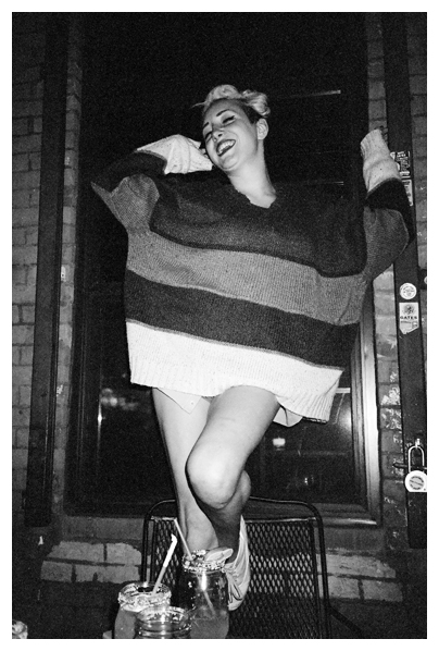 Punk Girl, The Graham, Jun14