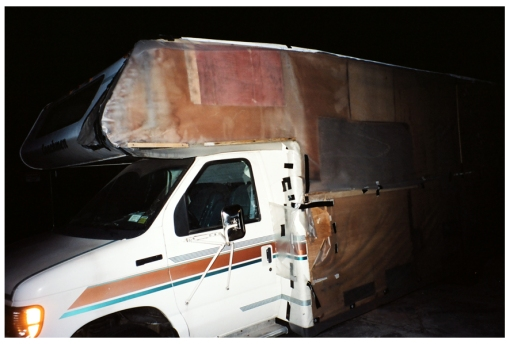 Camper Truck, Willy Berg, May14
