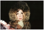 Carly, Fur Hood, Polar Vortex,Dec13