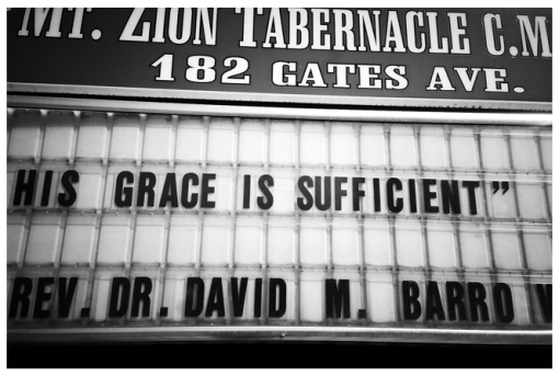 His Grace is Sufficient, Mar14