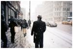 Man 2, Fedora, Snow, Polar Artic, Chelsea,Feb14
