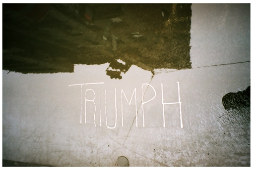 Triumph, LES, May14