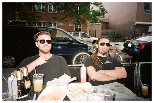 Dylan & Drew @ Gueros, Jun14