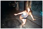 Jaitlin, Running, Chinatown,Summer15
