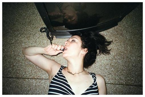 Wild Bore Television Suicide, Lefferts Garden 2014 (1)