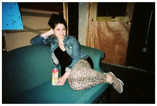 Emily, Cheetah, Stereo Sonic, Summer14