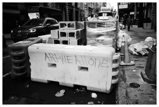 Art We Allone, Flatiron, Apr15