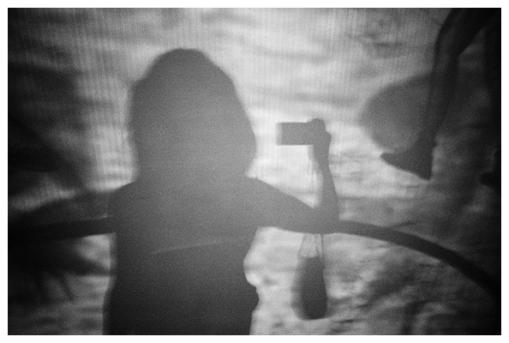 Carly, Shadow, Seflie, May15